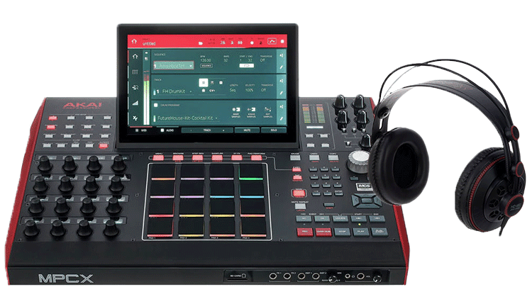 Akai MPC X Bundle