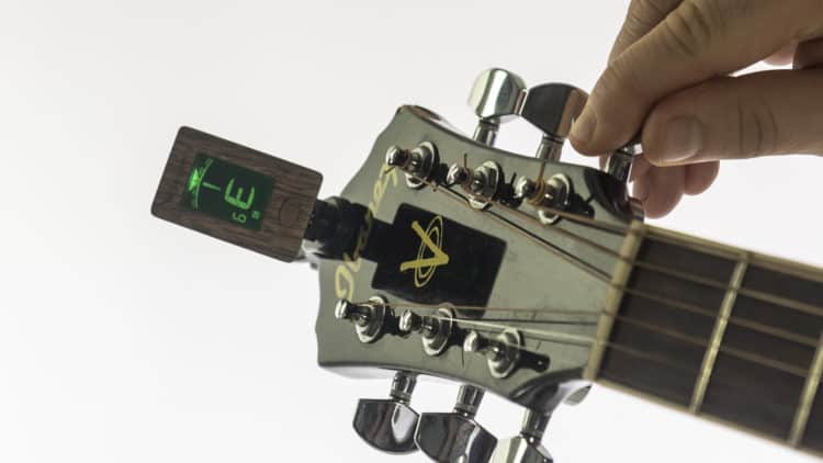 beatberry Tuner Headstock