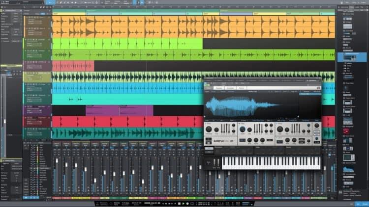 PreSonus Studio One - DAW-Vergleich