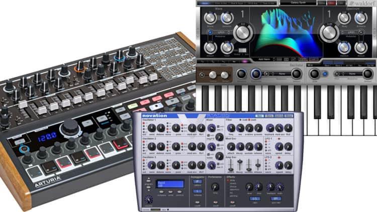 Kaufratgeber: Hardware vs Software Synthesizer
