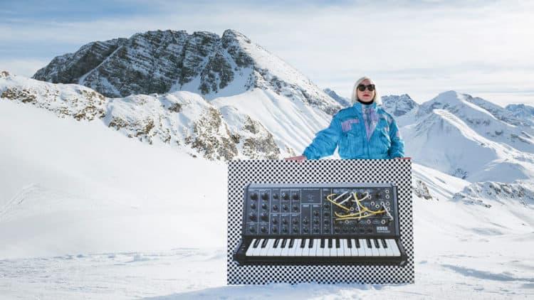 Katja Ruge - Synthesizer