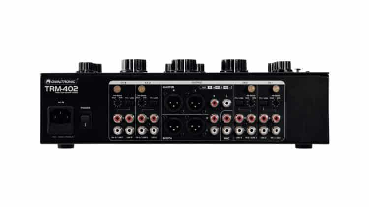 Omnitronic_TRM 402 Review