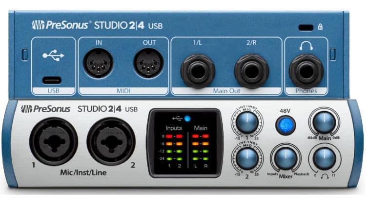 PreSonus Studio 24