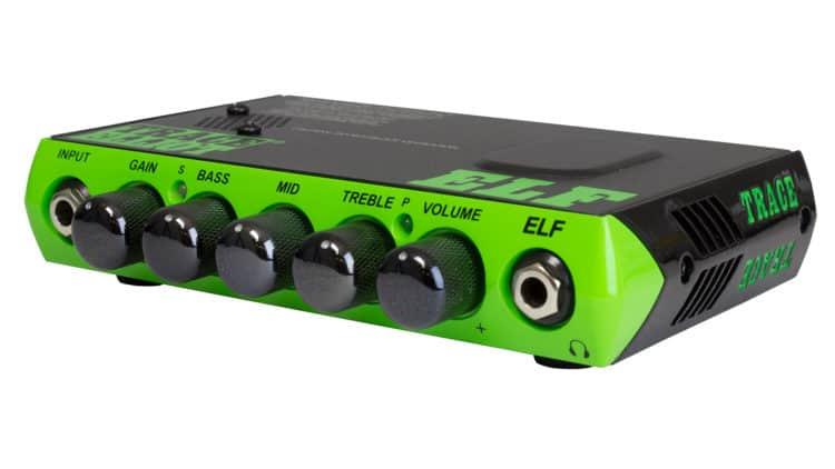 Trace Elliot ELF Test