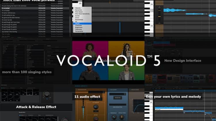Yamaha Vocaloid 5 ist da! Das Ende aller Sänger? ⋆ delamar de