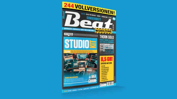 Beat Workzone Studio Kit