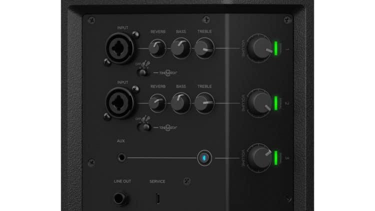 Bose S1 Pro Test - Mixer