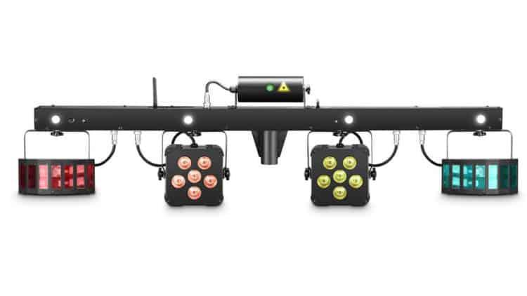 Cameo Multi FX Bar Lichtset - Ratgeber