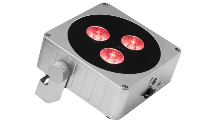 Eurolite AKKU Flat Light 3 - Bühnenlicht LED