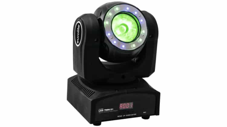Eurolite LED TMH-51 Hypno Beam LED Bühnenbeleuchtung
