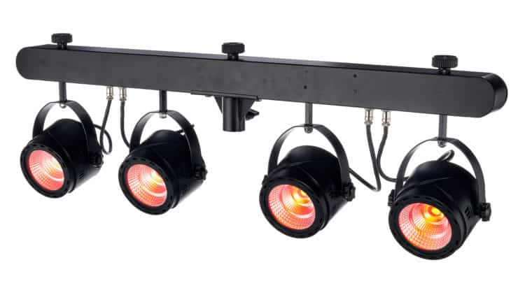 Fun Generation LED Pot System COB 40W RGB WW