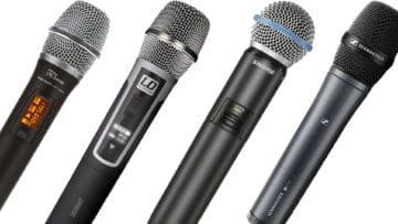 Funkstrecken für Vocals - Ratgeber