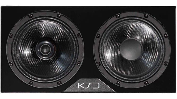 Frontpartie des KSdigital C88-Reference - Review