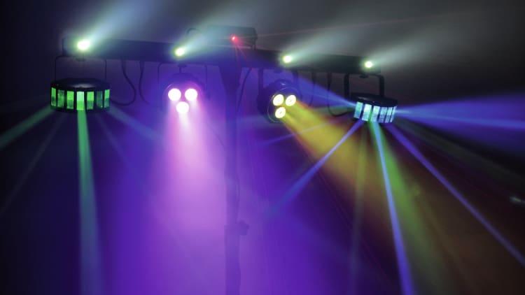 Lichttechnik Bühne