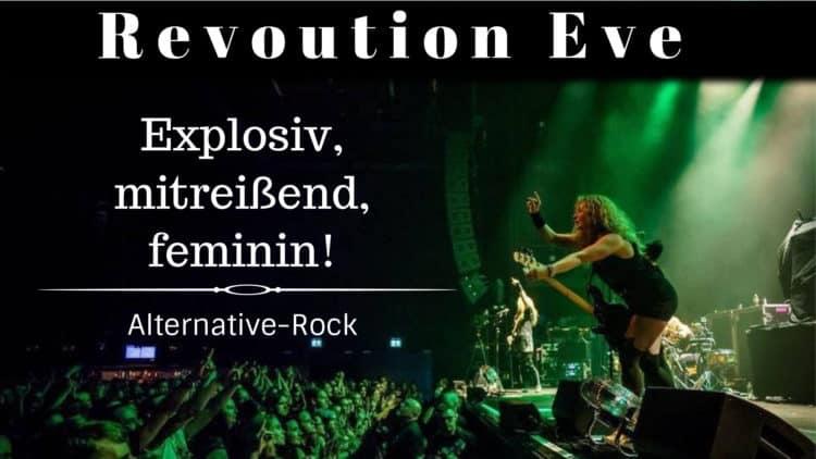Live-Auftritt Interview - Revolution Eve