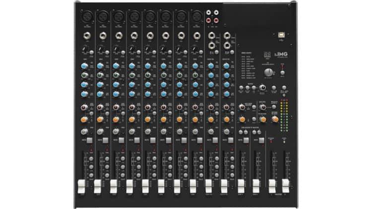 Nicht digital: Live-Mischpult - IMG STAGELINE MMX-82UFX