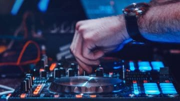 Mobile DJ Equipment