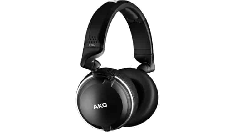 DJ-Kopfhörer: AKG K182 - Mobile DJ Equipment