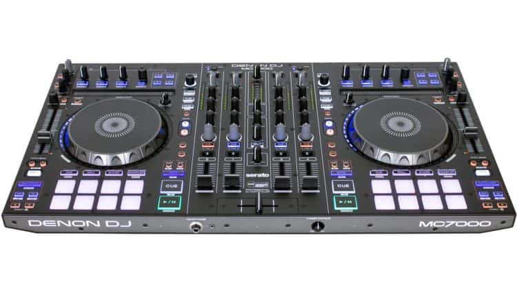 DJ Controller + Case: Denon MC7000 Bundle - Mobile DJ Equipment