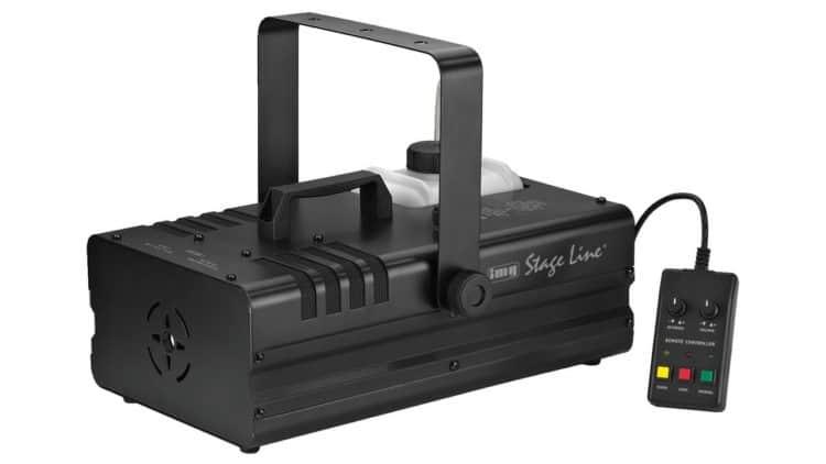 Nebelmaschine: IMG STAGELINE FM-1510 - Ausrüstung für mobile DJs