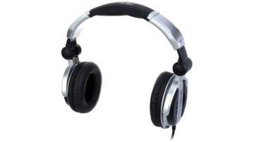 DJ-Kopfhörer: the t.bone TDJ 1000 - Ausrüstung für mobile DJs