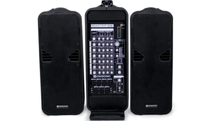 Nowsonic Roadtrip 508 - Portable PA-Systeme - Empfehlungen