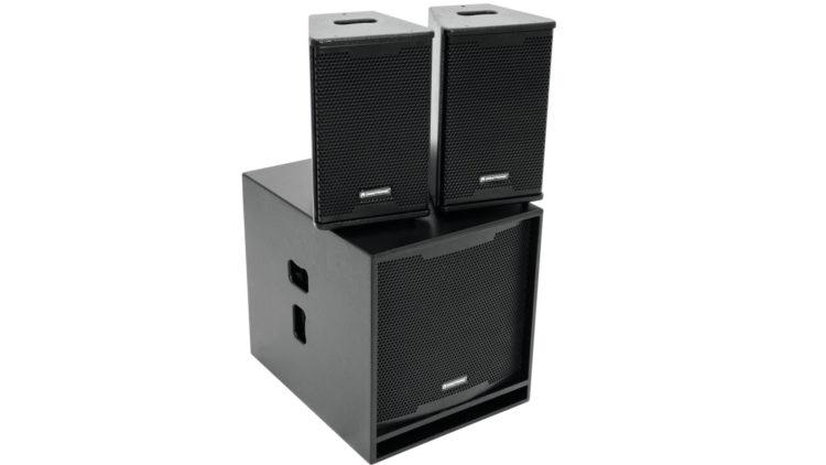 Omnitronic MAXX-1000DSP MK2 - Portable PA-Systeme - Empfehlungen