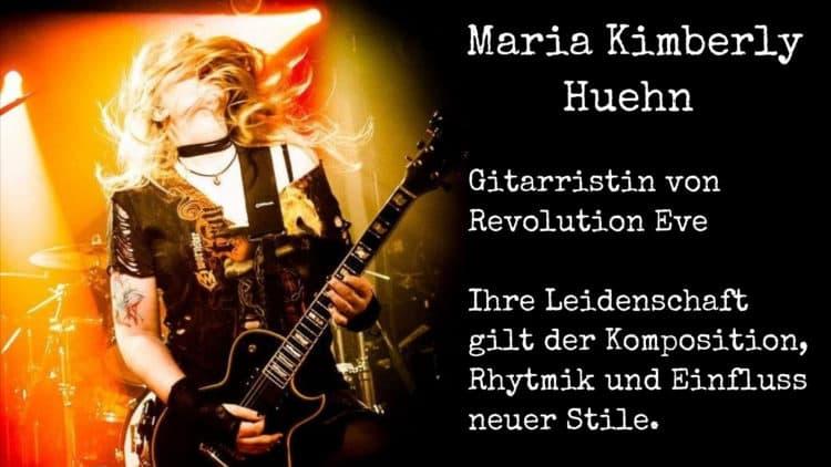 Live-Auftritt - Maria Kimberly Huehn
