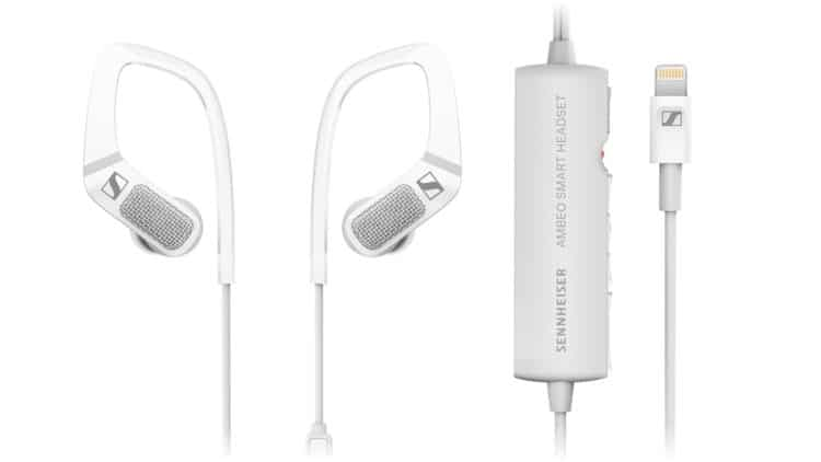 Sennheiser Ambeo Smart Headset Test