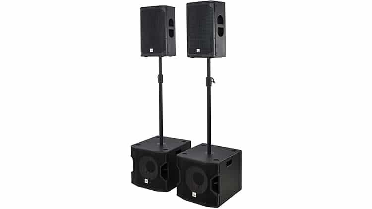 the box DSX Small Venue Set - Portable PA-Systeme - Empfehlungen