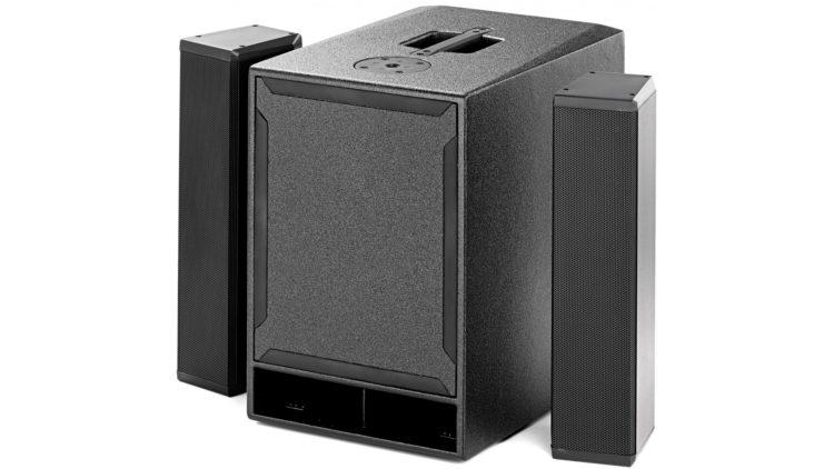 the box Miniray - Portable PA-Systeme - Empfehlungen