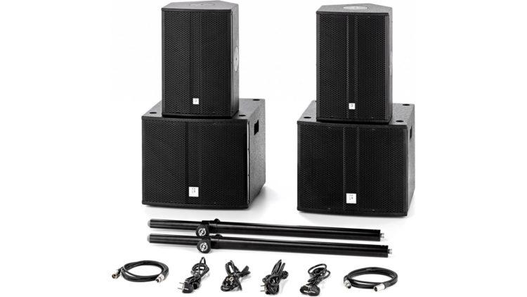 the box pro Achat 110MA / 112SUBA Aktiv - Portable PA-Systeme - Empfehlungen