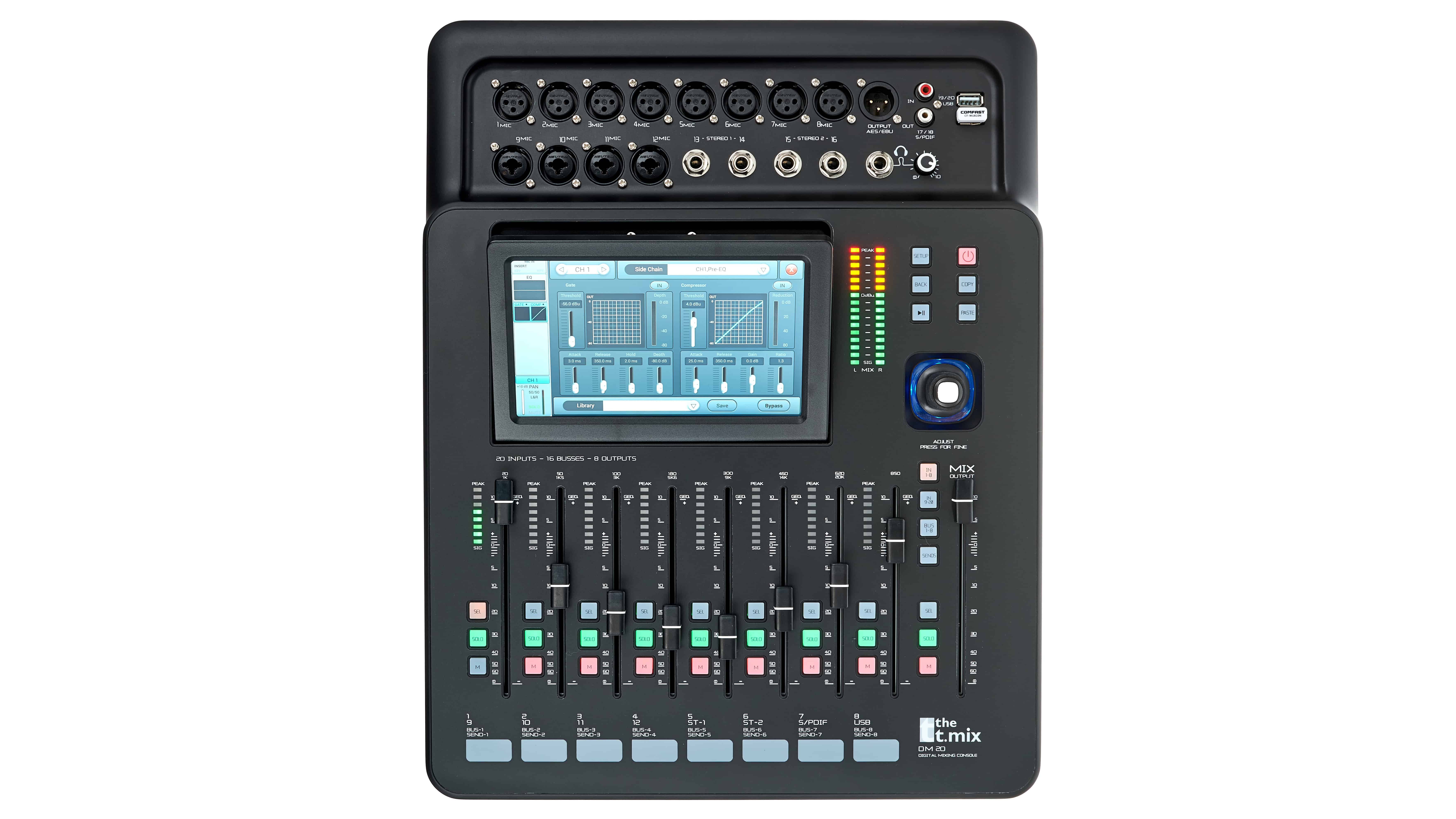 the t.mix DM 20