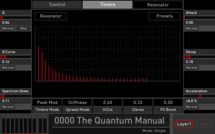 Resonator - Für unorthodoxes Sounddesign mit dem Waldorf Quantum