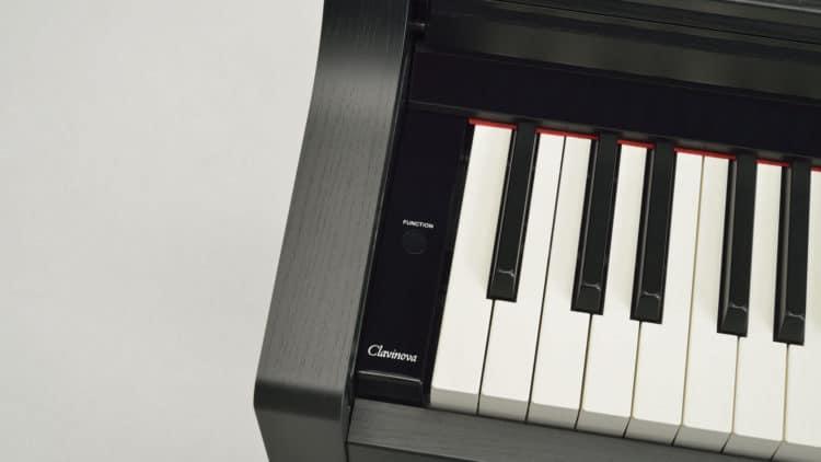 Yamaha CSP-170 Test