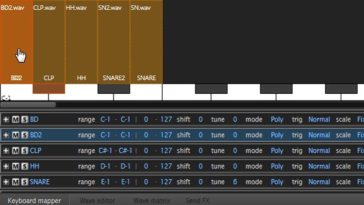 Layering I – Beats mit Free Sampler machen