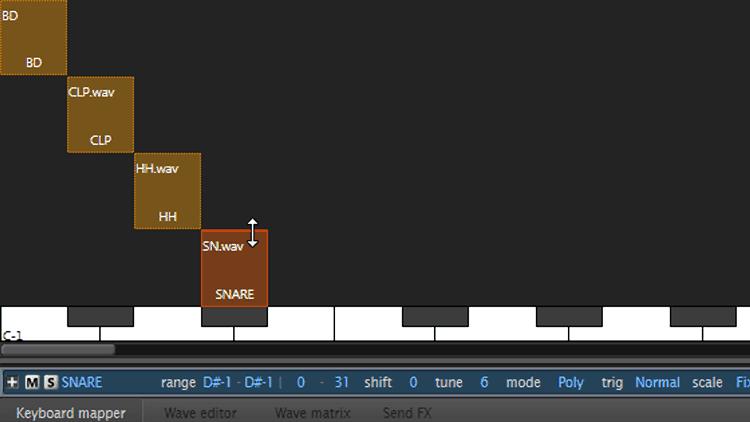 Velocity Layering I – Beats mit Free Sampler machen