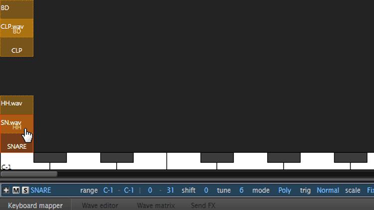 Velocity Layering III – Beats mit Free Sampler machen