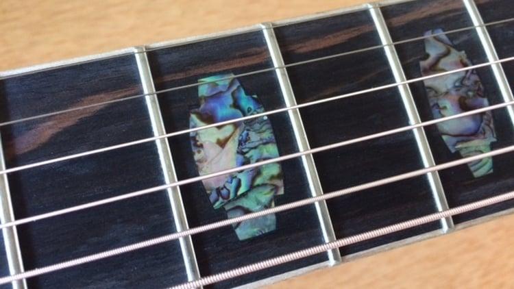 Cole Clark Angel 3 Review (AN3EC-RDBL) - Kopfplatte