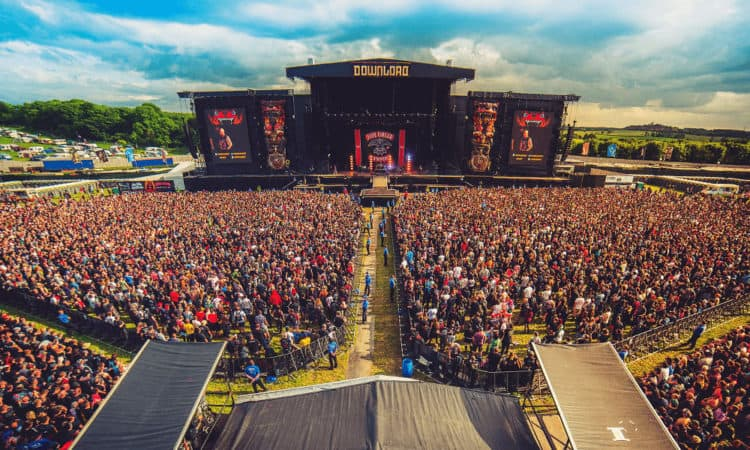 Rock- und Metal-Festivals