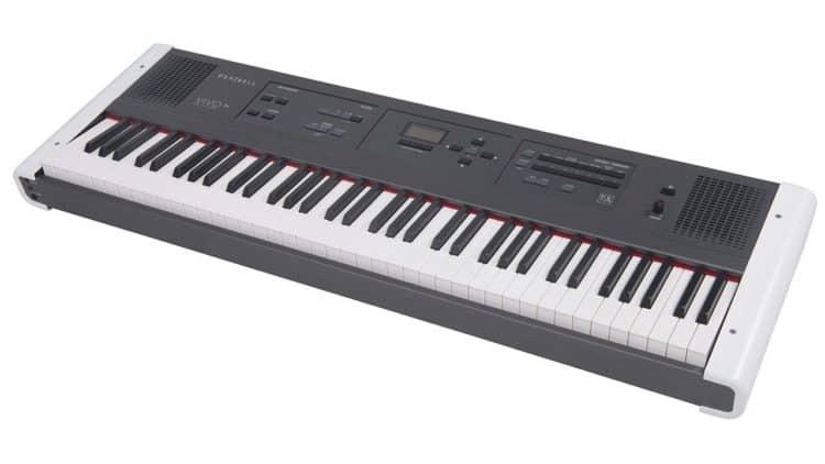 Portable Pianos - E-Piano Vergleich