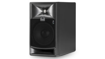 JBL 705P Review - Frontansicht