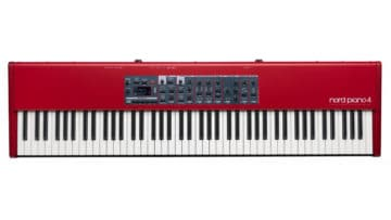 Nord Piano 4 Test