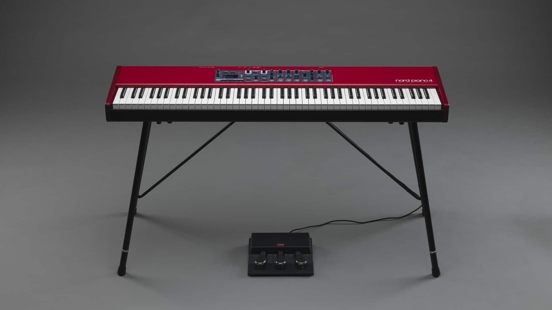 Keyboard als klavierersatz