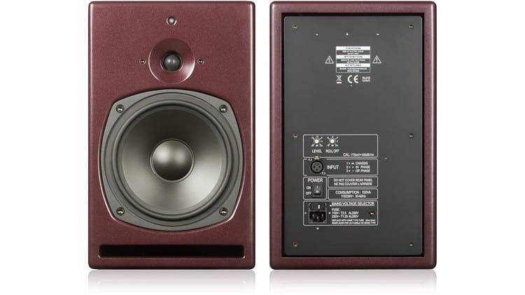 Vorderseite & Rückseite - PSI Audio A21-M Erfahrung