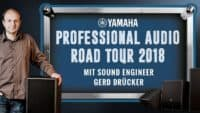 Yamaha Pro Audio Road Tour 2018