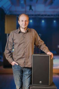 Gerd Drücker - Yamaha Pro Audio Road Tour 2018