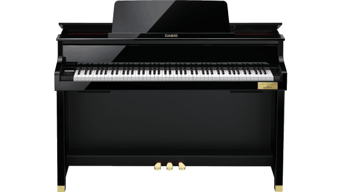 CASIO Grand Piano GP-500