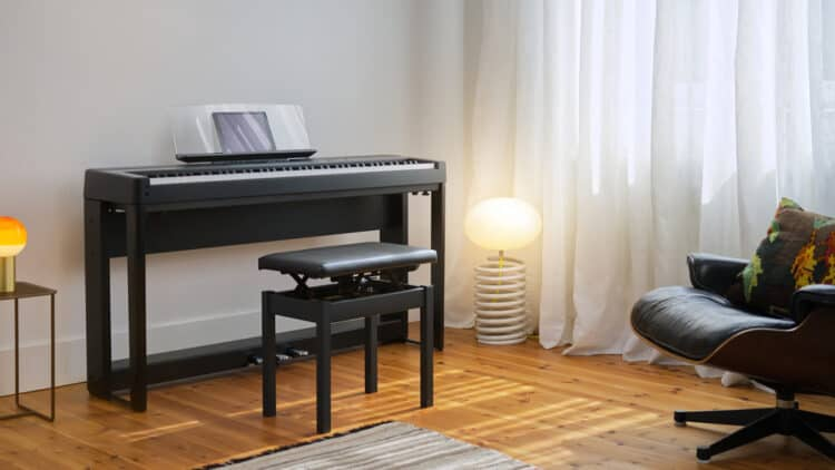 digitalpiano tastatur