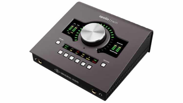 Universal Audio Apollo Twin MKII - Recording FX vs. Mixing FX